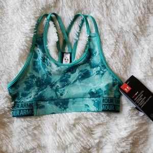 Under Armour Youth Racerback Sports Bra